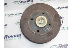 Тормозной барабан в зборе правый (Хечбек) Renault CLIO 3 2005-2012 (Рено Клио 3), БУ-186091