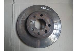 Тормозной диск Daewoo Nubira 99- передний