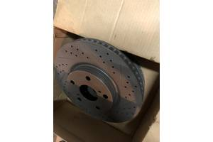 Тормозные диски Toyota Camry
