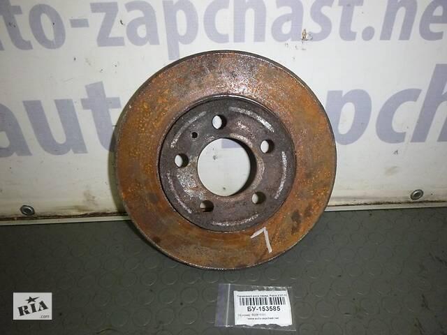продам Тормозной диск перед. Skoda FABIA 2 2007-2010 (Шкода Фабия), БУ-153585 бу в Ровно