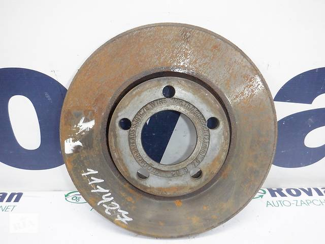Тормозной диск перед. Skoda SUPERB 1 2002-2008 (Шкода Суперб), БУ-111427- объявление о продаже  в Ровно