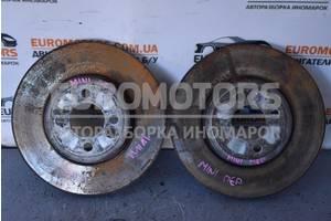 Тормозной диск передний L=R Mini Cooper 1.6 16V Turbo (R56) 2006-2014