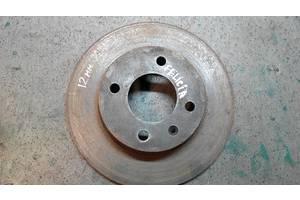 Тормозной диск передний Skoda Felicia d=236/62мм; s=13мм 1994-2002 года ТД17