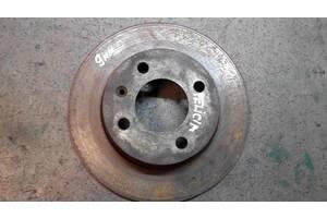 Тормозной диск передний Skoda Felicia d=236/62мм; s=9мм 1994-2002 года ТД18
