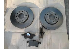 Тормозные диски Opel Zafira