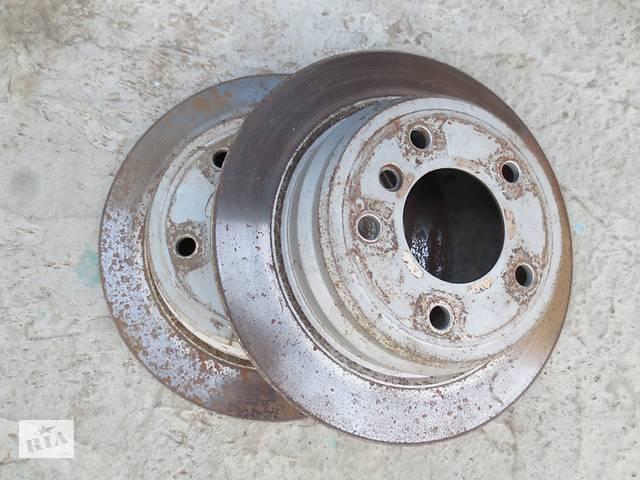 Тормозные диски задние BMW 525 2000г. е39.- объявление о продаже  в Києві