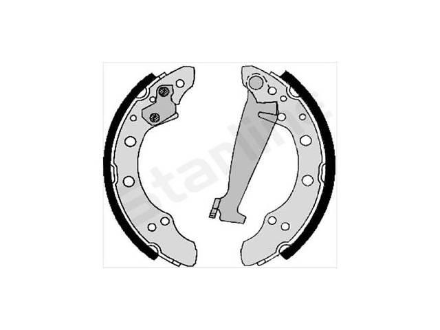 купить бу Тормозные колодки к-кт. VW POLO (6N1) / VW VENTO (1H2) / SEAT AROSA (6H) 1983-2019 г. в Одессе