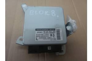 Toyota Yaris III 2010- блок модуль гидроусилителя руля 89650-0d333