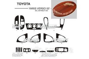 Торпеды Toyota Yaris Verso