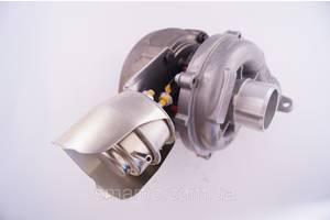 Новые Турбины Citroen C4