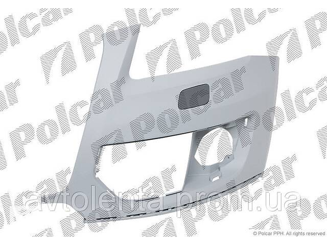 бу Угол бампера переднего грунтованый с отв для омывател прав для Audi Q5 (8R) 9.08- в Києві