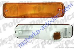 Указатель поворота передний правый (в бампере) Honda Civic (1988-1989) OE:33300SH3G01