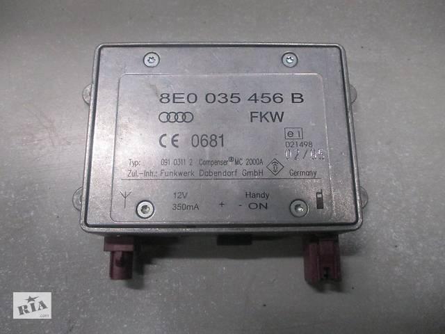 купить бу Усилитель акустической системы 8E0035456B, 8E0035456C, 8E0035456D для Ауди A6 (C6,4F) 2005-2011 в Киверцах