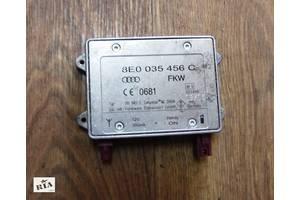 Антени / підсилювачі Audi Q7