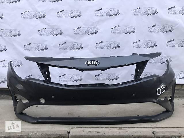 В НАЛИЧИИ!!!Б/у бампер передний для Kia Optima 2017-2019 86511-D4500 В НАЛИЧИИ!!!- объявление о продаже  в Львове