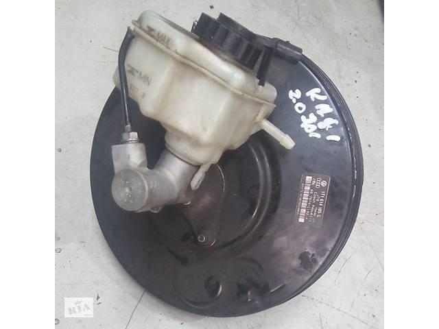купить бу Вакуумный усилитель тормозов VW Caddy 3, 2.0SDi, BDJ, 1T1614105G в Киеве