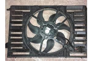 Вентилятор охлаждения двигателя  с Диффузор AUDI  8W0959455