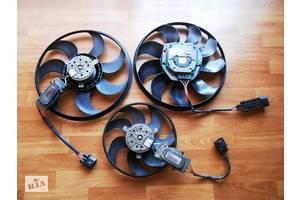 Вентиляторы осн радиатора Volkswagen Touareg