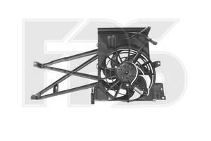 Вентиляторы осн радиатора Opel Vectra B