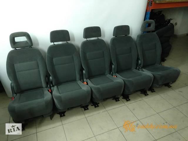 бу VW Sharan - задние трансформеры в Киеве