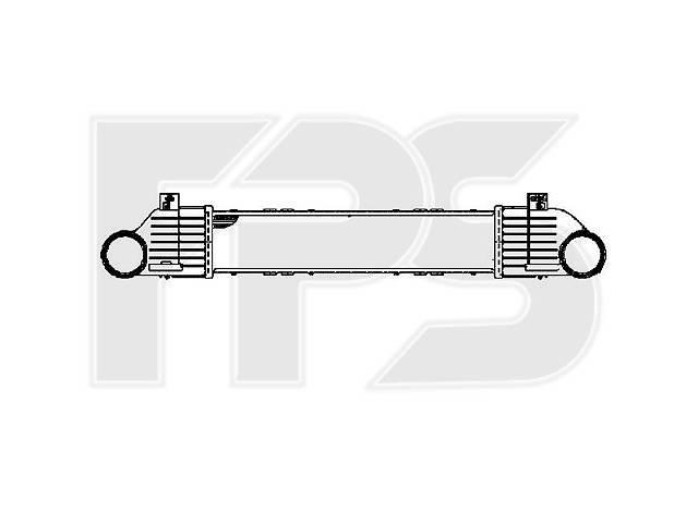 Интеркулер Mercedes-Benz W220 (Nissens) FP 46 T78- объявление о продаже  в Киеве
