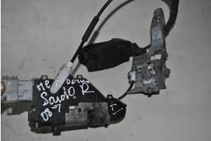 Замок правый (электрический) с ручкой : Fiat Scudo / 1185DAC06