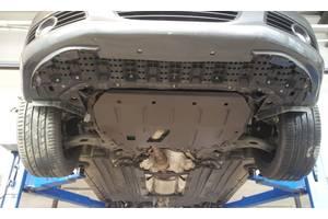 Защиты под двигатель Renault Megane