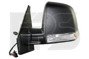 Зеркало Fiat Doblo, Opel Combo (10-18) правое c датчиком температуры