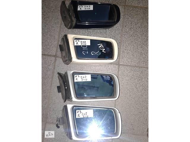 Зеркало левое боковое MERCEDES W210 W202 2028110298- объявление о продаже  в Изюме