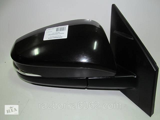 купить бу Зеркало прав электр 9pin без мертвой зоны Toyota RAV-4 IV 12-18 ()  8791042C20 в Киеве
