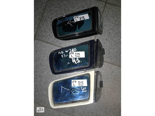 бу Зеркало правое боковое MERCEDES W210 W202 2028110198 в Изюме