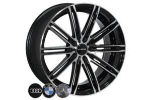 Zorat Wheels 3303 6x14 4x100 ET38 DIA67.1 BP  (Daewoo, ЗАЗ, Chevrolet)