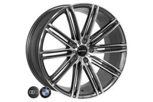 Zorat Wheels 3303 6x14 4x100 ET38 DIA67.1 MK-P  (Daewoo, ЗАЗ, Chevrolet)