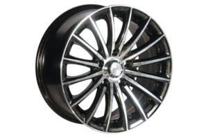 Zorat Wheels 393 6x14 4x100 ET35 DIA67.1 BE  (Daewoo, ЗАЗ, Chevrolet)