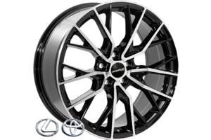 Zorat Wheels BK5137 8x19 5x114.3 ET35 DIA60.1 BP (Toyota, Lexus)