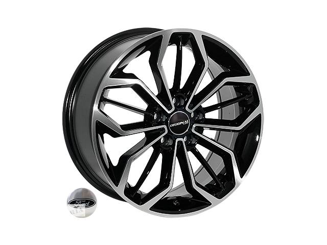 продам Zorat Wheels BK5433 7.5x17 5x108 ET50 DIA63.4 BP (Ford) бу в Киеве