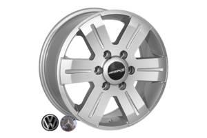 Zorat Wheels BK562 7x15 5x130 ET50 DIA84.1 S (Mercedes Sprinter)