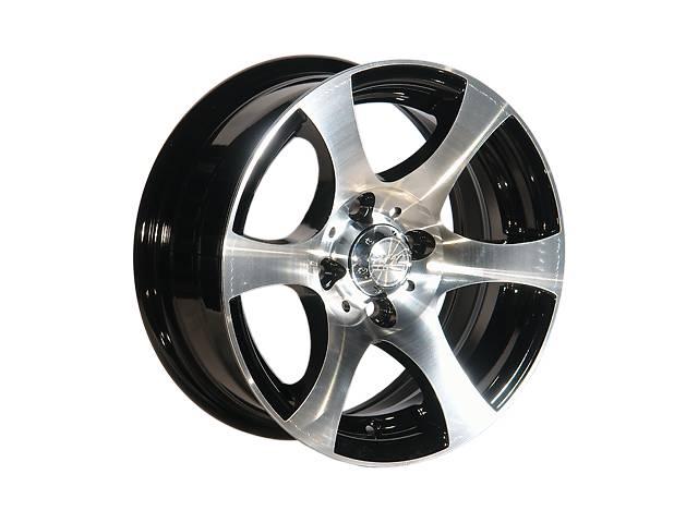 купить бу Zorat Wheels D633 5.5x13 4x98 ET10 DIA58.6 MB (ВАЗ) в Києві