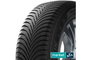 Зимние шины Michelin Alpin A5 (205/55 R16)