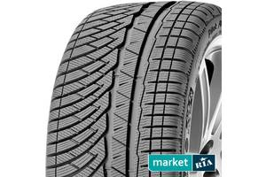 Зимние шины Michelin Pilot Alpin PA4 (245/45 R18)