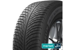Зимние шины Michelin Pilot Alpin PA5 SUV (265/60 R18)