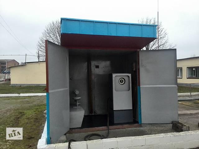 купить бу Заправочний блок пункт 8 м.куб. в Виннице