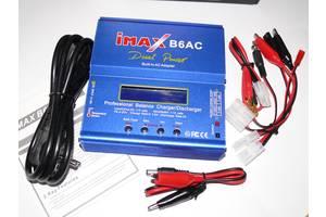 Зарядка IMax B6 c блоком питания. Для зарядки всех типов аккумуляторов - LiPo, Li-Ion, Ni-Cd, Li-HV, NiMh, Pb.