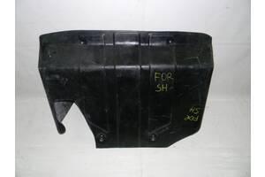 Защита под двигатель пластик новая Subaru Forester (SH) 08-12 (Субару Форестер СХ)