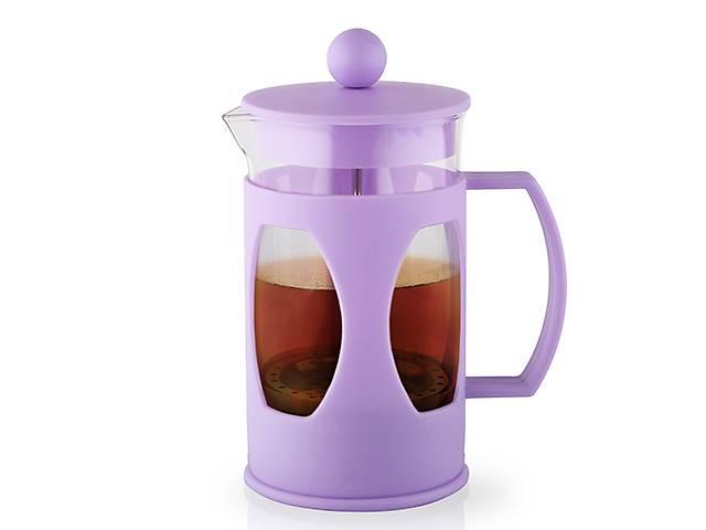 купить бу Заварочный чайник с поршнем Mokka 600 мл 9004 в Киеве