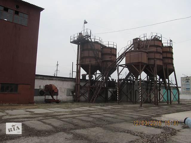 купить бу Завод по производству подсолнечного масла  в Украине