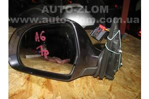 зеркало боковое левое для Audi A6 2009-2011 7pin