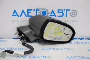 Зеркало боковое правое Ford Fusion mk5 13- 7 пинов, поворотник, подогрев, графит FS7Z-17682-CB разборка Алето Авто запч