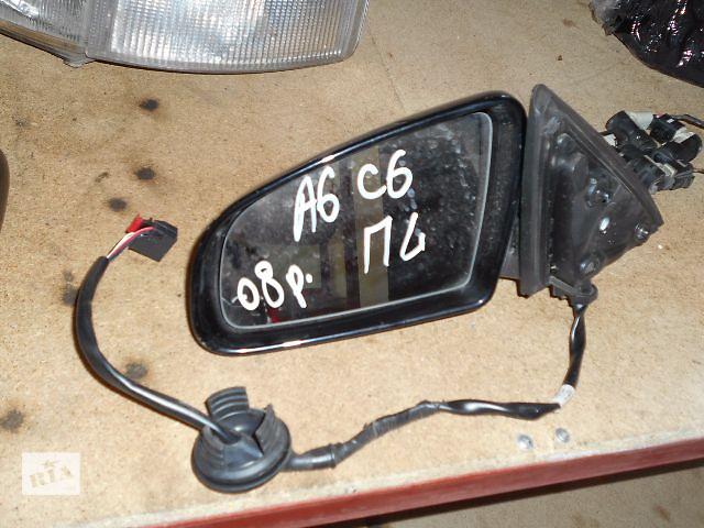 Зеркало левое для Audi A6 С6 2007- объявление о продаже  в Львове