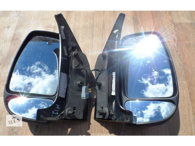 купить бу Зеркало на Рено Мастер Renault Master Opel Movano Опель Мовано 2003-2010 в Ровно